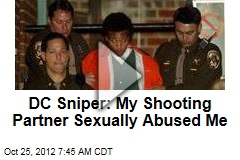 DC Sniper: My Shooting Partner Sexually Abused Me