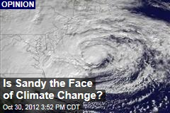 Is Sandy the Face of Climate Change?
