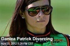 Danica Patrick Divorcing