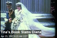 Tina's Book Slams Diana
