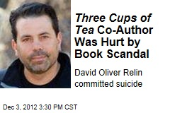Three Cups of Tea Co-Author Was Hurt by Book Scandal