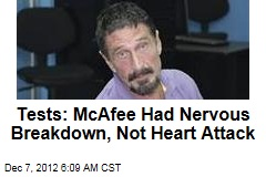McAfee Back in Guatemalan Jail, Awaiting Extradition