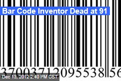 Bar Code Inventor Dead at 91