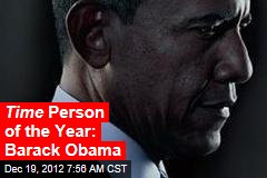 Time's Person of the Year: Barack Obama