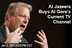 Al Jazeera Buys Al Gore's Current TV Channel