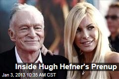 Inside Hugh Hefner's Prenup
