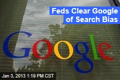Google Settles FTC Antitrust Probe
