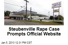 Steubenville Rape Case Prompts Official Website