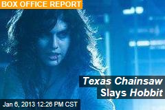 Texas Chainsaw Slays Hobbit