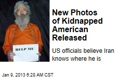 New Photos of Kidnapped American Released