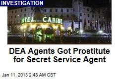 prostitute from the secret service