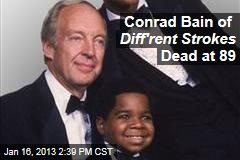 Conrad Bain of Diff'rent Strokes Dead at 89