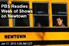 PBS Readies Week of Shows on Newtown