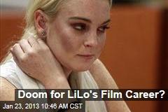 Doom for LiLo's Film Career?