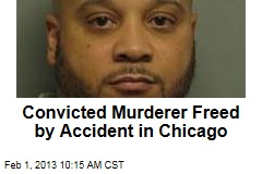 Convicted Murder Freed by Accident in Chicago