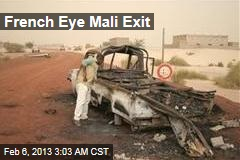 French Eye Mali Exit