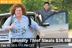 Identity Thief Steals $36.6M