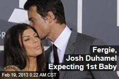 Fergie, Josh Duhamel Expecting 1st Baby