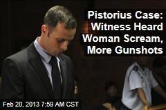 Police: Pistorius a Flight Risk