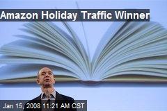 Amazon Holiday Traffic Winner