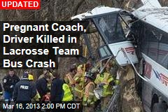 College Lacrosse Team's Bus Crashes, Killing 2