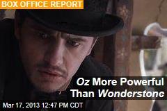 Oz More Powerful Than Wonderstone
