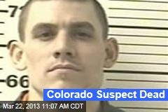Colorado Suspect Dead