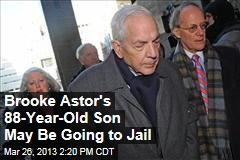 Brooke Astor's 88-Year-Old Son Loses Appeal