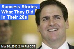 Success Stories: What They Did in Their 20s