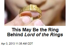 Is This Tolkien's Real 'One Ring to Rule Them All'?