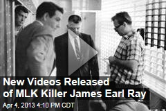 New Videos Released of MLK Killer James Earl Ray