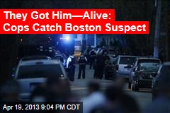 Boston Bombing: Latest on the Manhunt