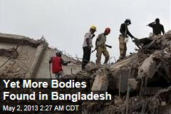 Yet More Bodies Found in Bangladesh