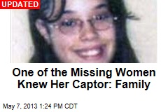 One of the Missing Women Knew Her Captor: Family