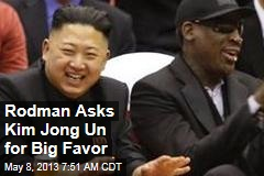 Rodman to Kim Jong Un: Release Kenneth Bae