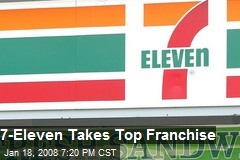 7-Eleven Takes Top Franchise
