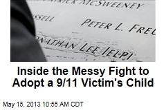 Inside the Messy Fight to Adopt a 9/11 Victim's Child