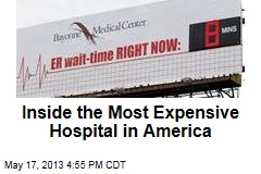 Is This the Most Expensive Hospital in America?