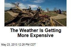 The Weather Is Getting More Expensive