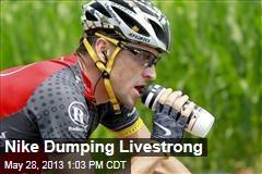 Nike Dumping Livestrong