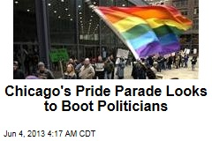 Petition: Ban Politicians From Chicago Pride Parade