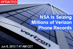 NSA Gathering Millions of US Phone Records