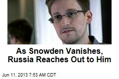 Russia: We'd Consider Snowden Asylum Request