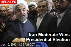 Iran Moderate Ahead in Early Election Returns