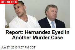 Report: Hernandez Possibly Tied to 2012 Double Murder