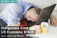 Hangovers Cost US Economy $160B
