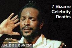 17 Bizarre Celebrity Deaths