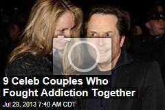 9 Celeb Couples Who Fought Addiction Together