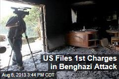 US Files 1st Charges in Benghazi Attack