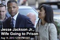 Jesse Jackson Jr. Gets 30 Months